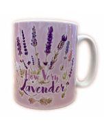 How Very Lavender Mug