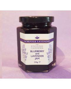 Blueberry & Lavender Jam 230g