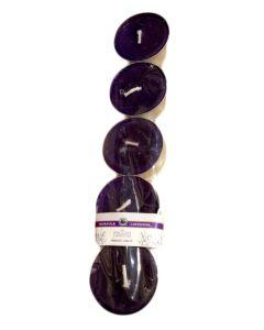 Lavender Tea Lights (pack of 5)