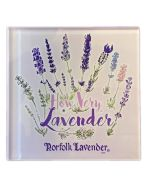 How Very Lavender Coaster (Single)