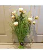 Rose Bunch 70cm