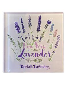 How Very Lavender Coaster (Single)